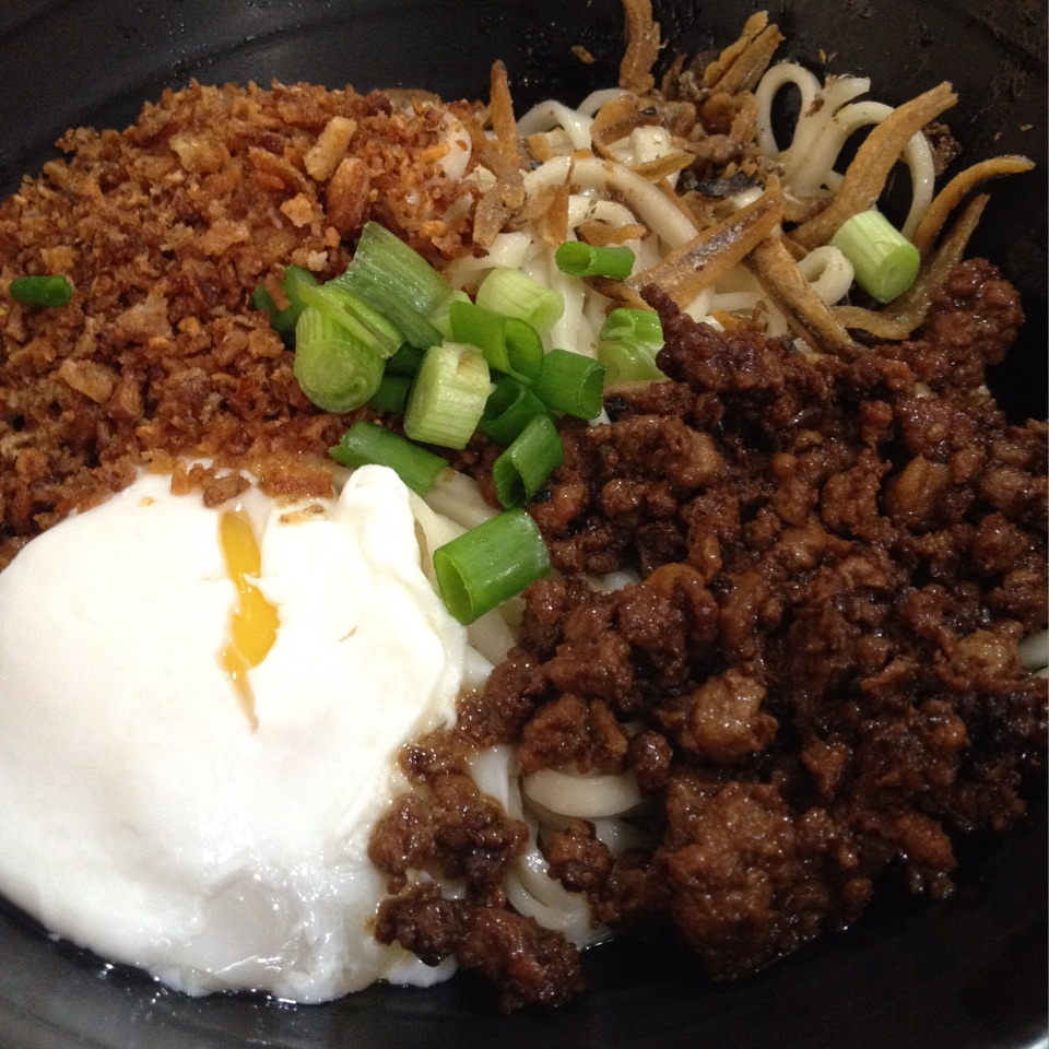You Can't Go Wrong With Chili Pan Mee