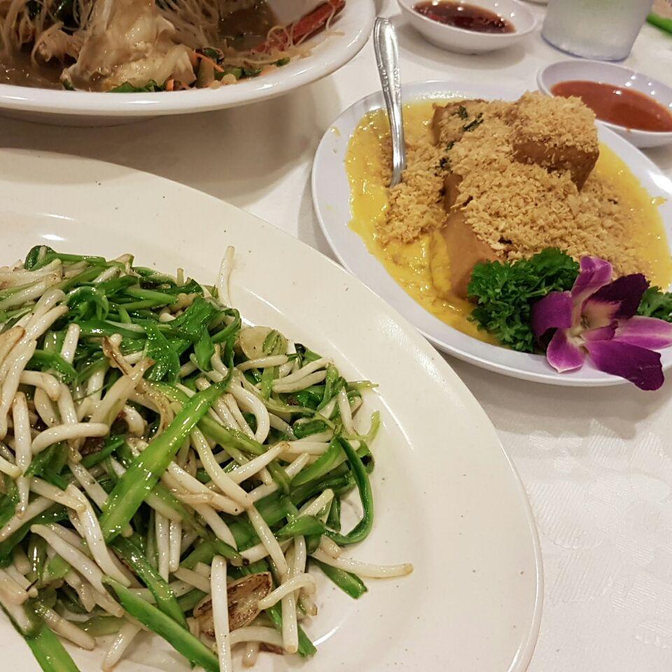 Green Dragon Veg And Pumpkin Tofu