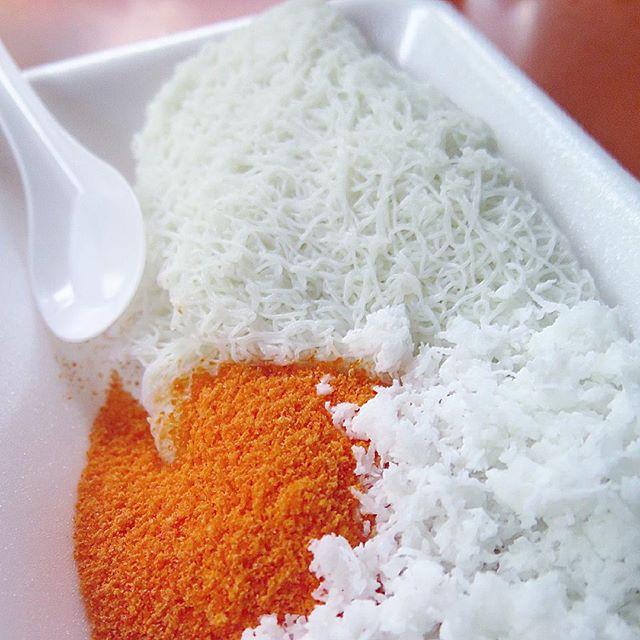 Putu Mayam Happy Meals