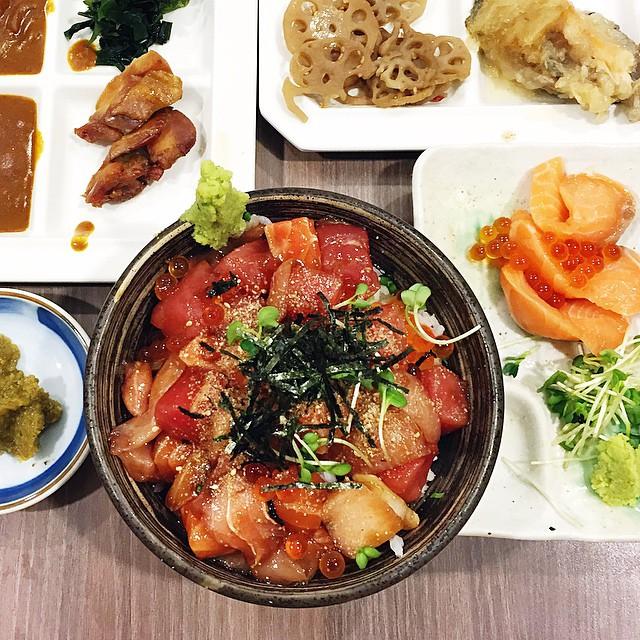Hanare Japanese Cafe Menu