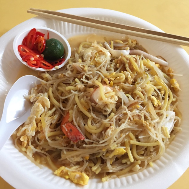 A Hokkien Mee With Its Own Signature Style ($3)
