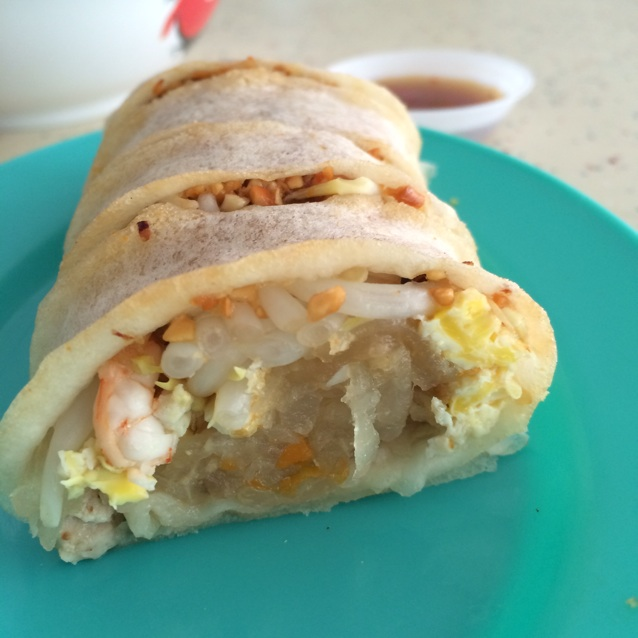 Very hard to find really good poh piah