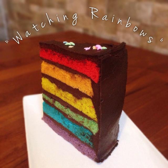 """""""Watching Rainbows"""" ($9.80 nett)"""