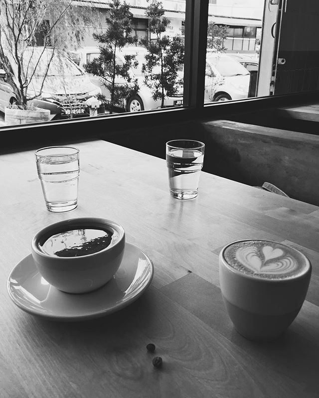 Caffeine overdose kinda Sunday with these two .