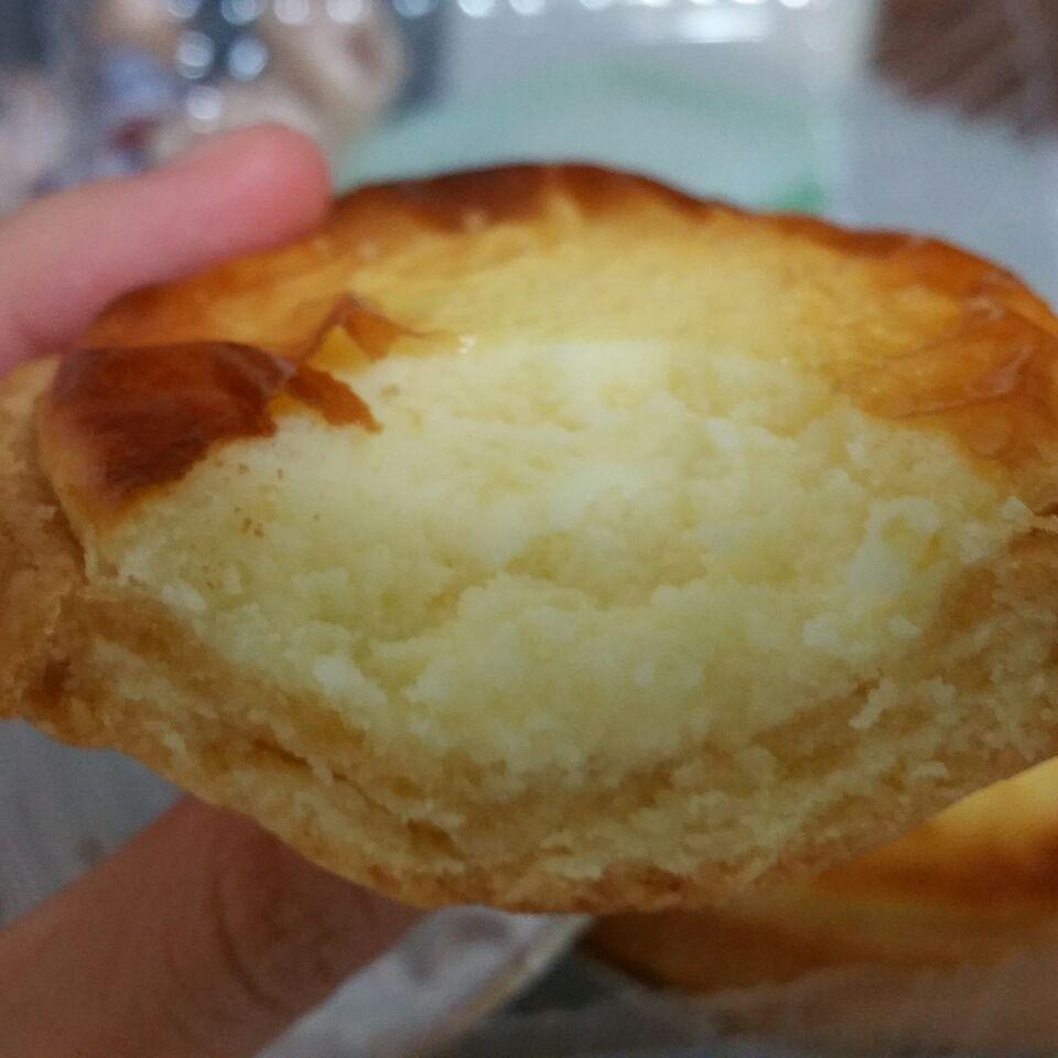 Lava Cheese Tart $2