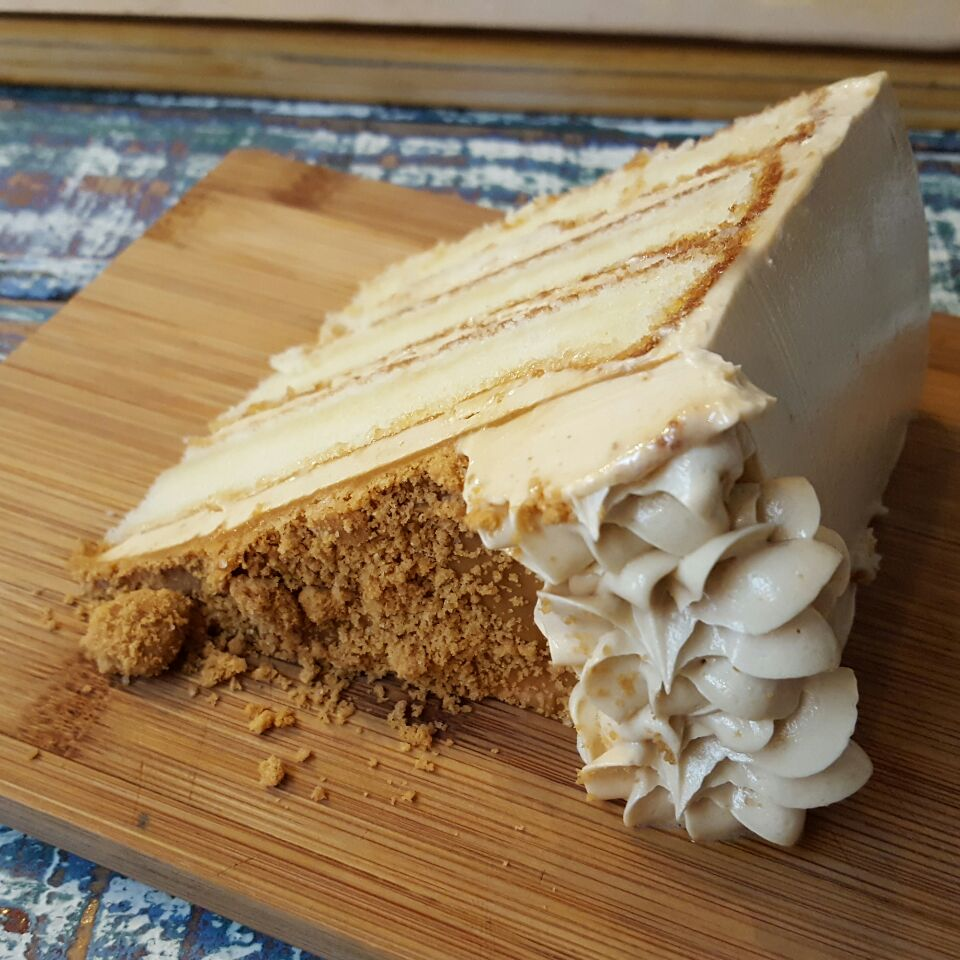 Speculoos Cake