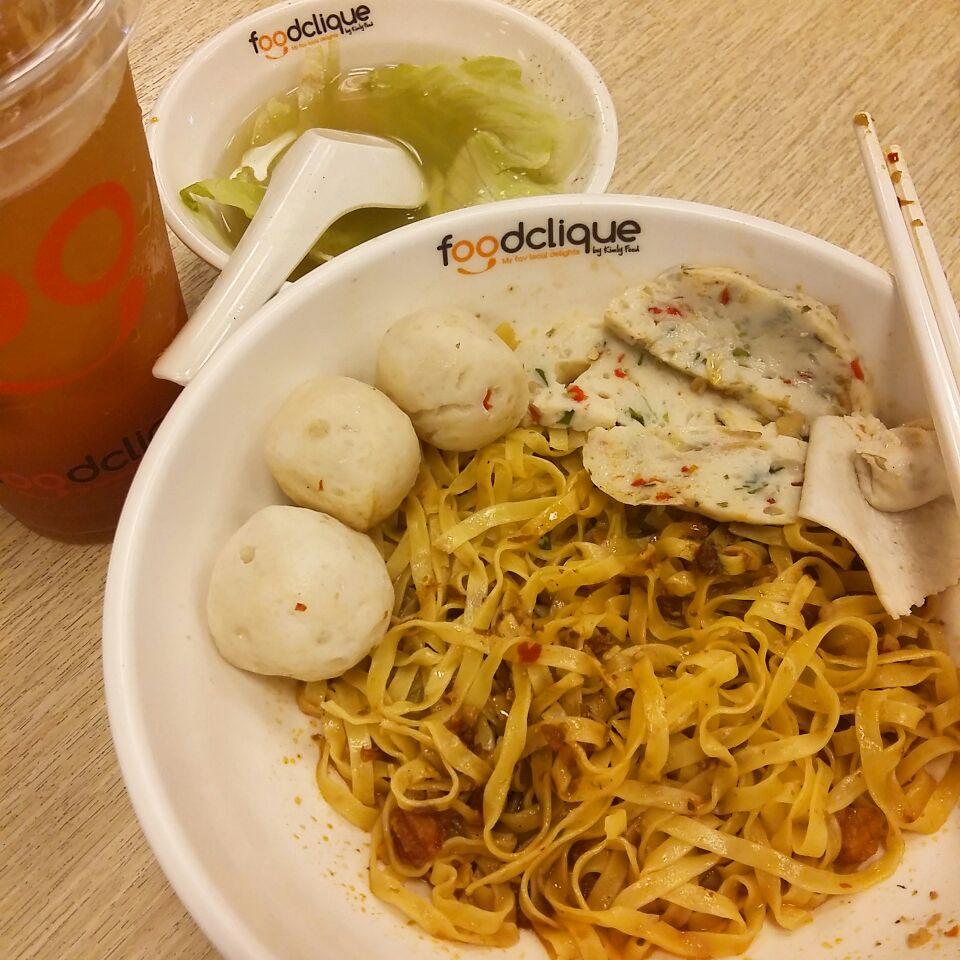 Signature Fishball Noodles