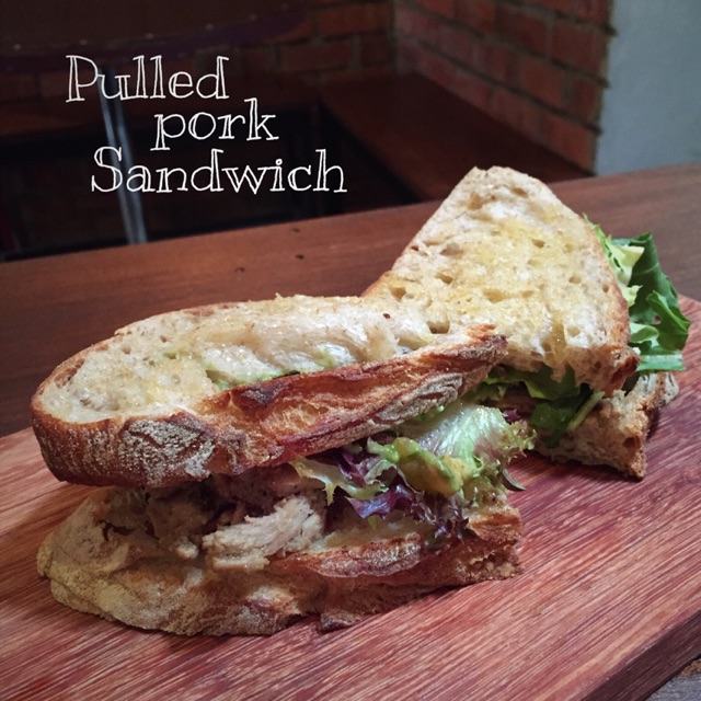 The Day's Special Sandwich ($12)