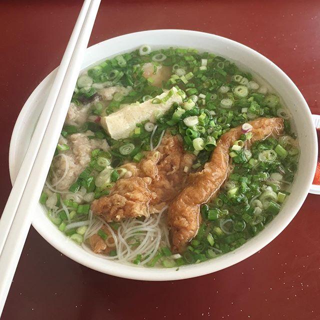 My favourite YTF, their tofu so QQ.