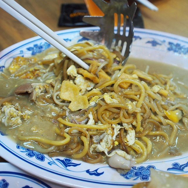 This is probably one of the nicest Hokkien mee (S$14/S, S$26/L) i ever had.