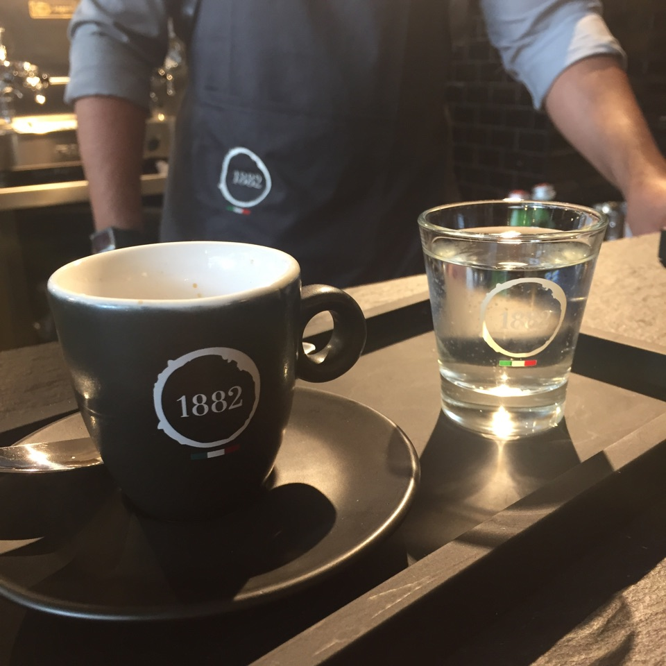 How Italians Take Their Espresso