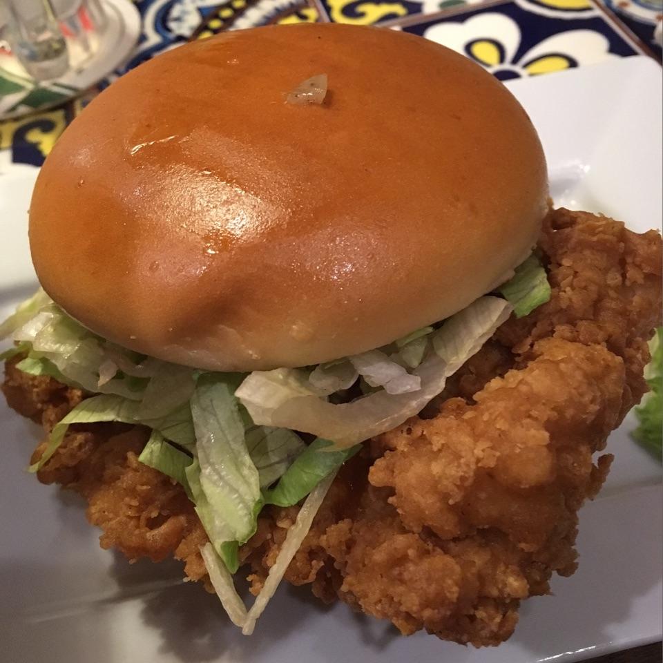 Burger-mbira!