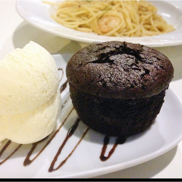 Affordable Lava Cake