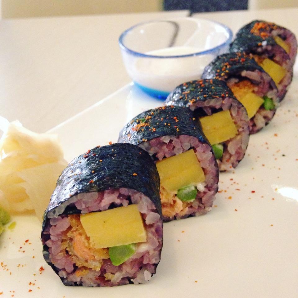 Customize Sushi