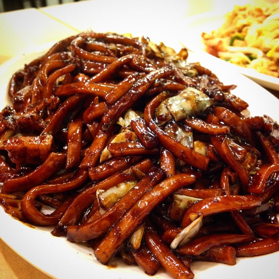 Best Traditional Charcoal Fried Hokkien Mee