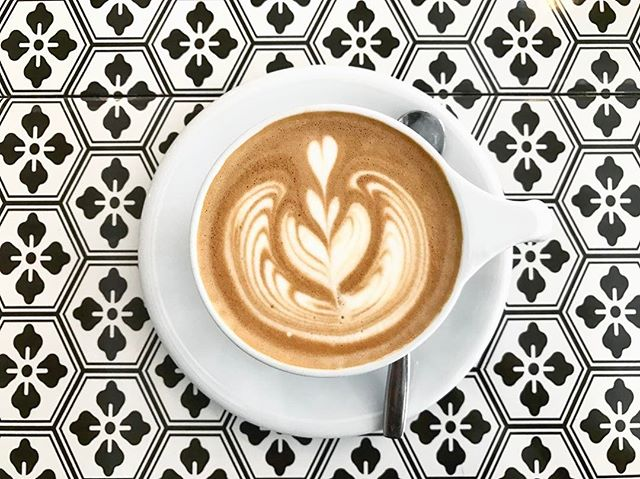 A good cup of coffee signifies the start of the weekend.