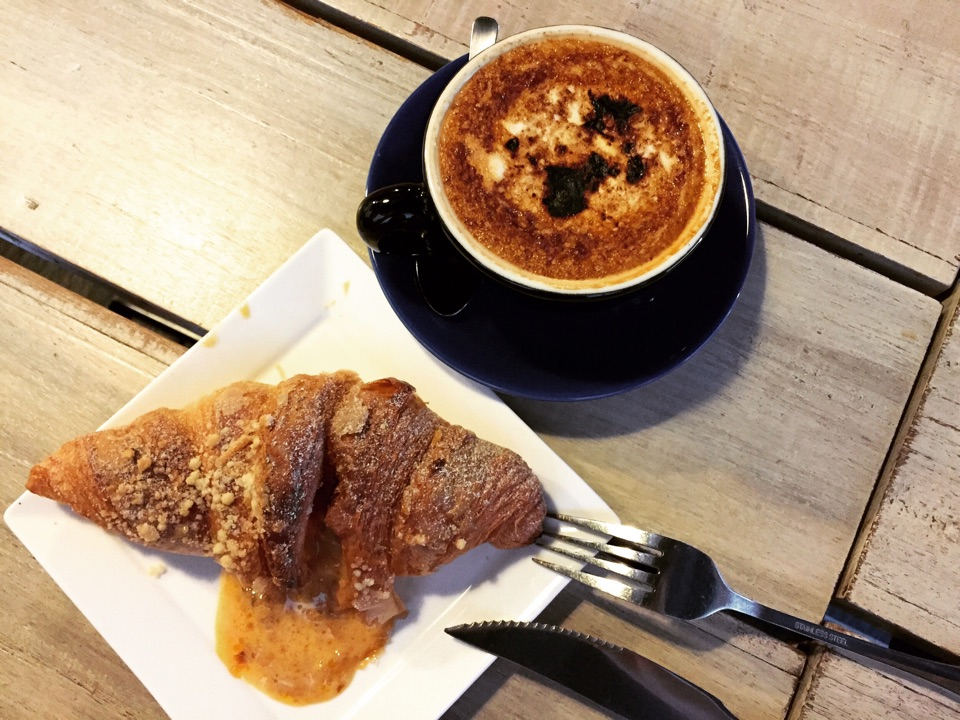 A Date With Giam Nerng Croissant