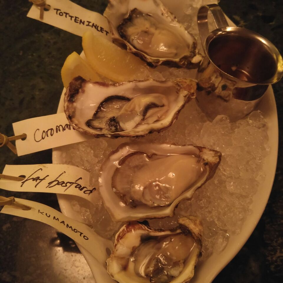Oyster Happy Hour!!