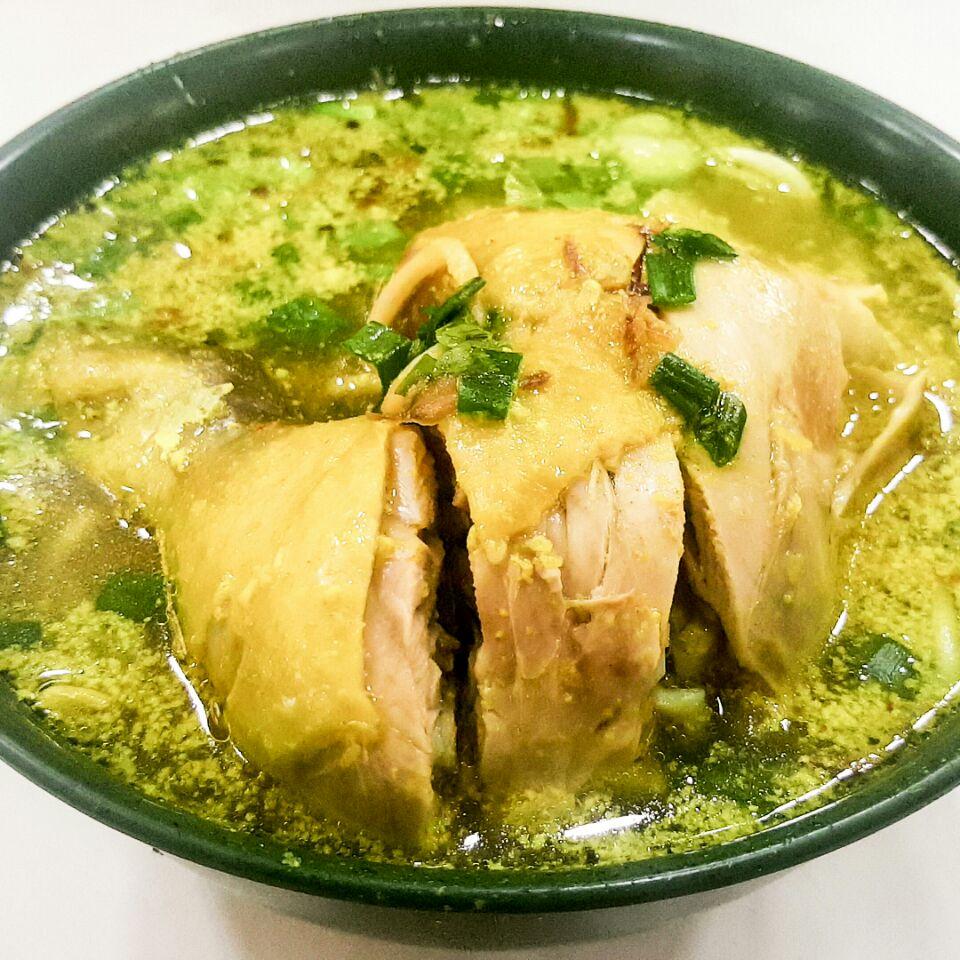 Chicken Drumstick Mee Soto ($5)