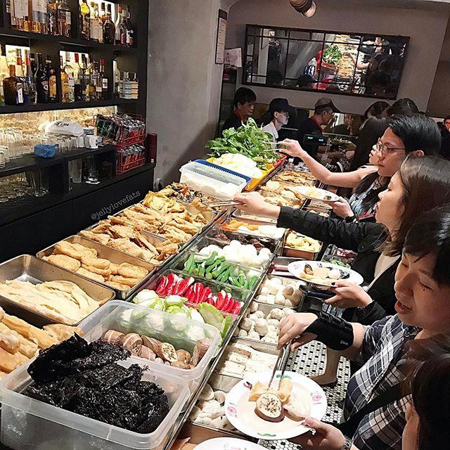 Food & More Food