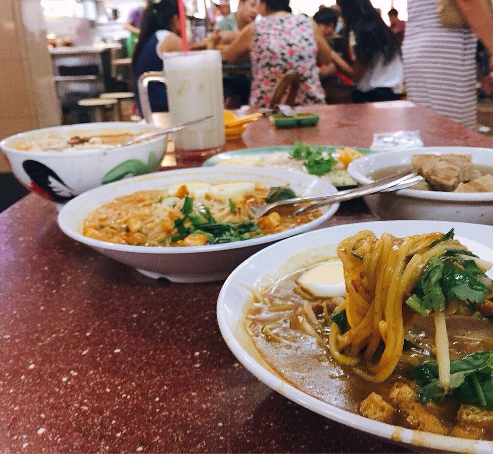 Noodles 3 ways