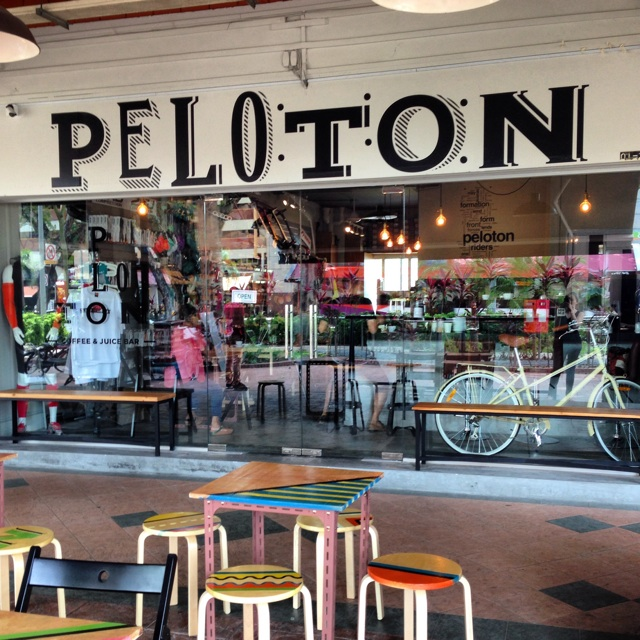 Peloton Coffee & Juice Bar