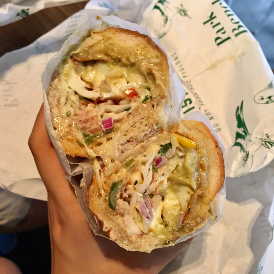 Vegetarian Sub