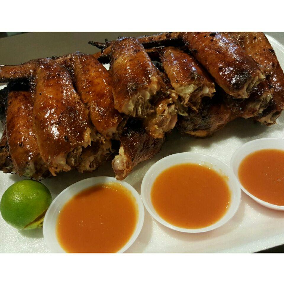 BBQ chickenwings