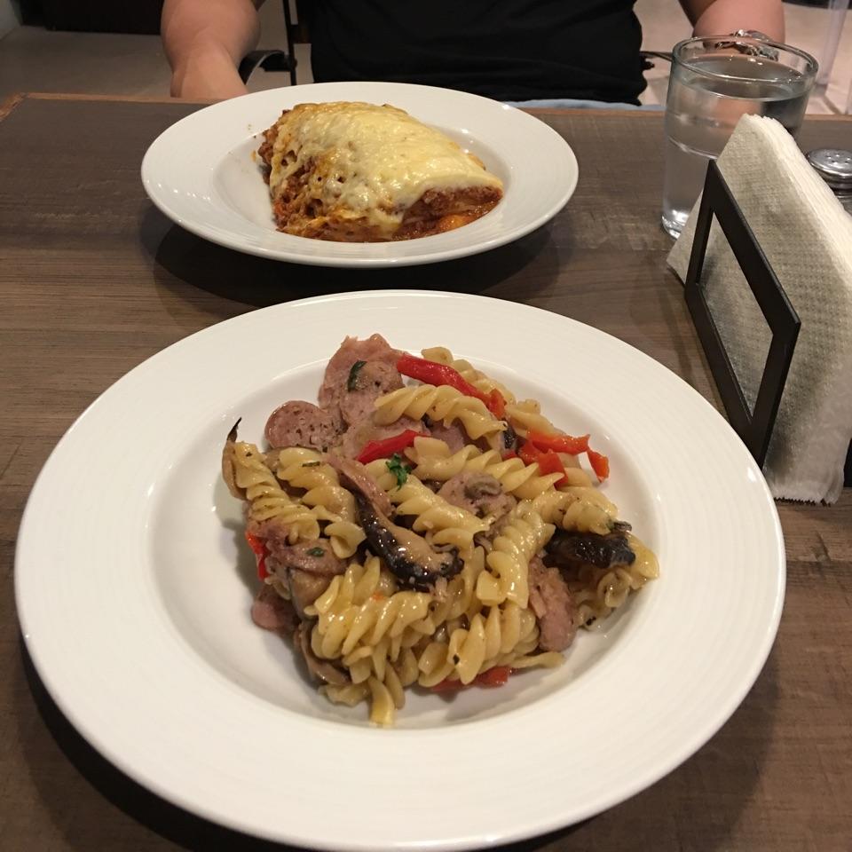 Pasta Dates