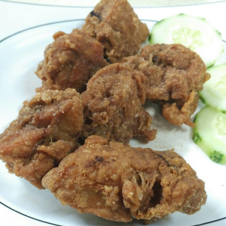 Har Cheong Kai (Prawn Paste Chicken)