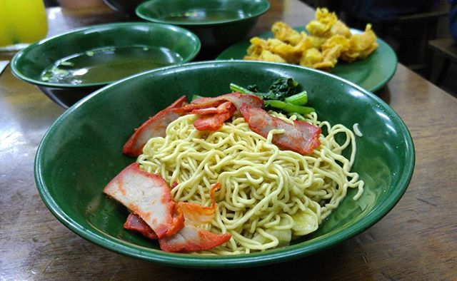 Our favourite place for a good wanton mee fix!