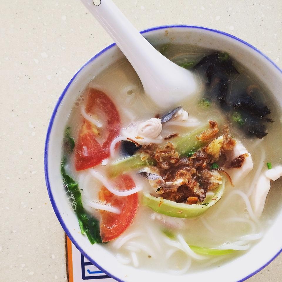 Fish Soup Noodles