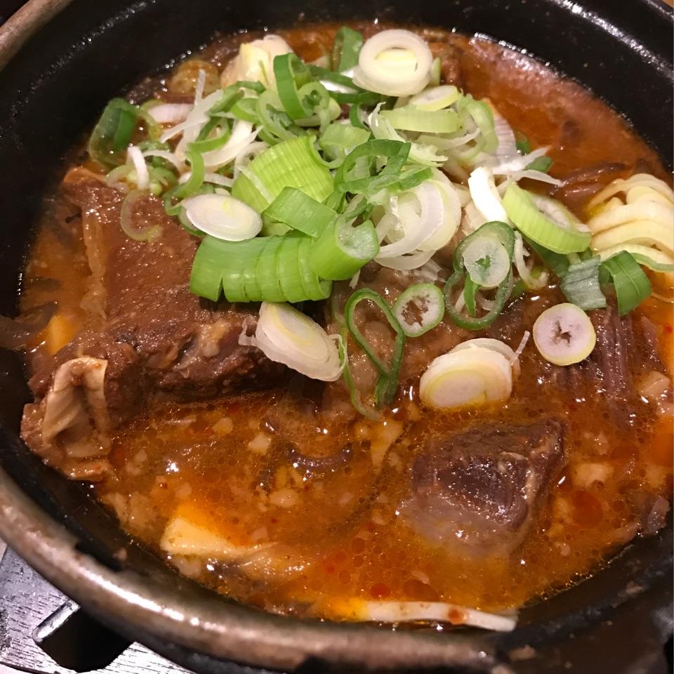 Beef Rib Stew ($18)