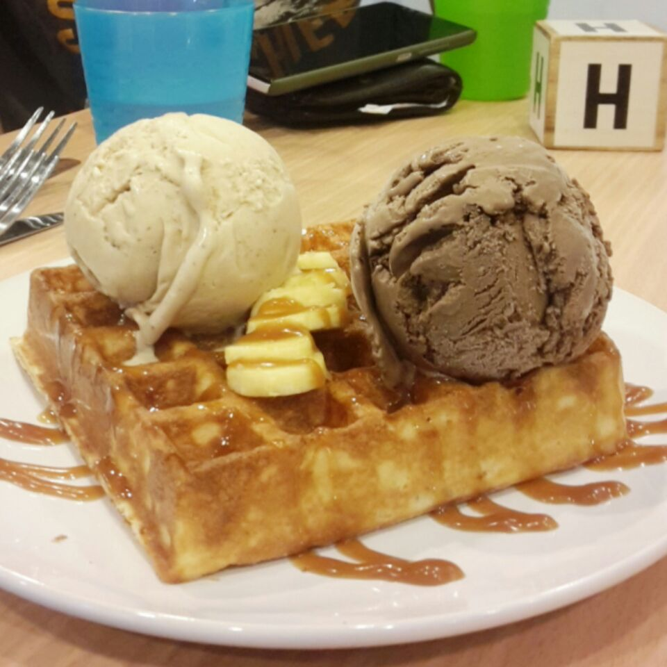 For Emergency Ice Cream Cravings
