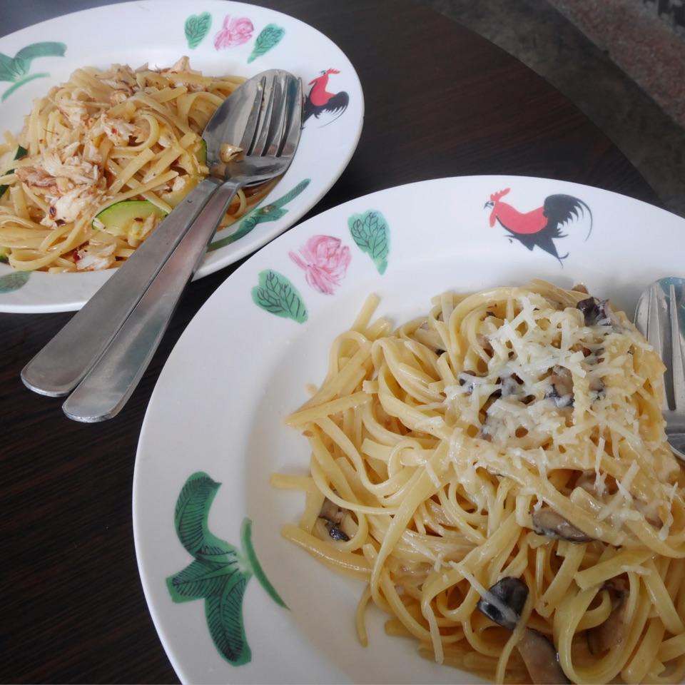 Tiong Bahru // Pasta