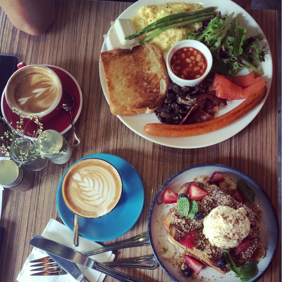 Brunch Of The Day !