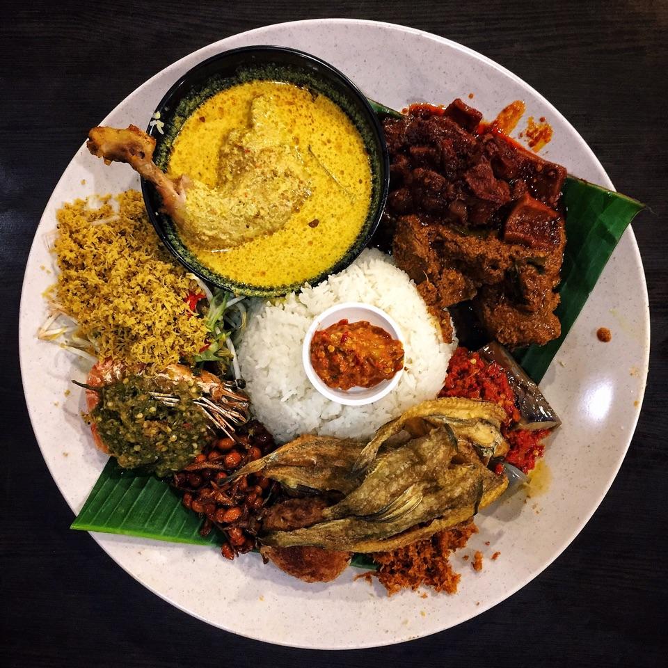 Nasi Ambeng ($29.90 for 2 pax)