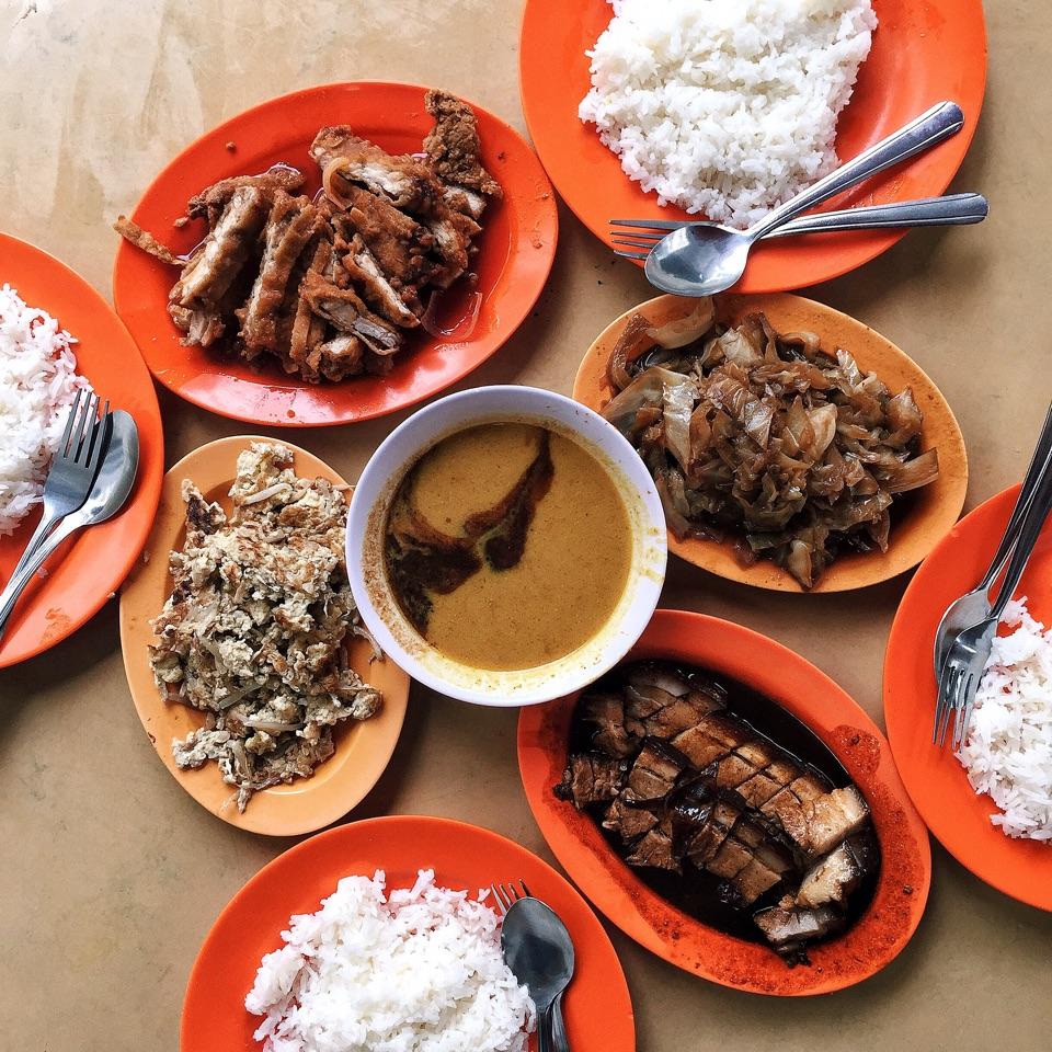 Loo's Hainanese Curry Rice 🍛 ($20~/5pax)