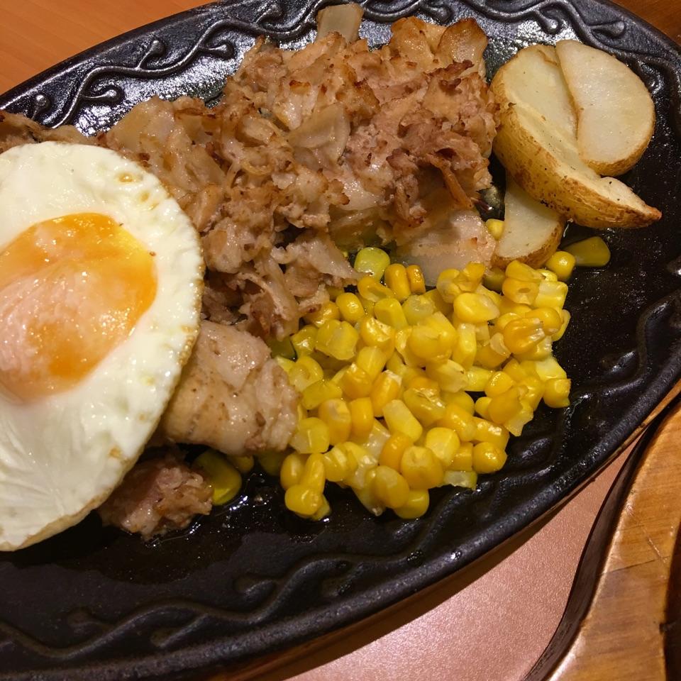 Grilled Pork Lunch Set
