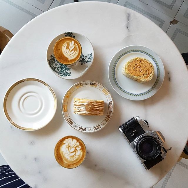 *** Coffee * Cakes * Camera * Which do you like best?
