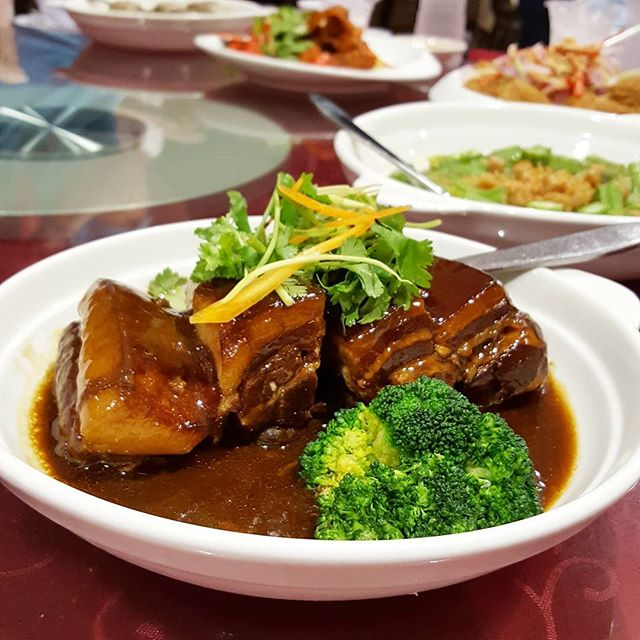 ❤💚💙💗💜💛💓 * XIAN Seafood Village * (Invited Tasting) Thanks to XIAN Seafood Village for hosting and @eatwithroy for inviting * (1)Specialty Braised Meat $15.00 (sml) * 鲜味园海鲜 XIAN Seafood Village 81 Tagore Lane  Tag.A Unit 01-10 Singapore 787502 Tel: 8575 5158 / 9859 8485 Opens daily 11am - 11pm * Credit to @jellylovefats for the above description.