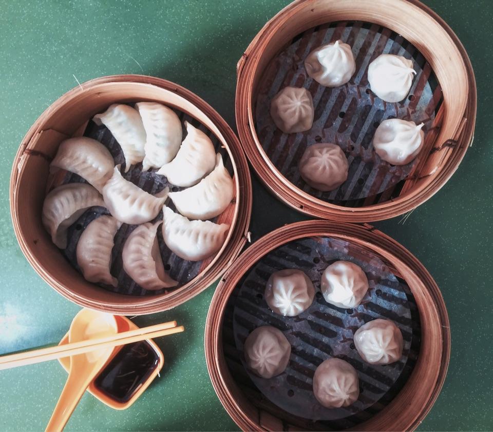 Dumplings and Xiao Long Baos