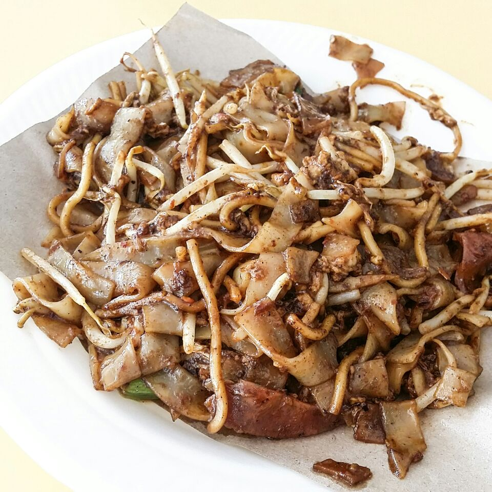 Lao Fu Zi Fried Kway Teow
