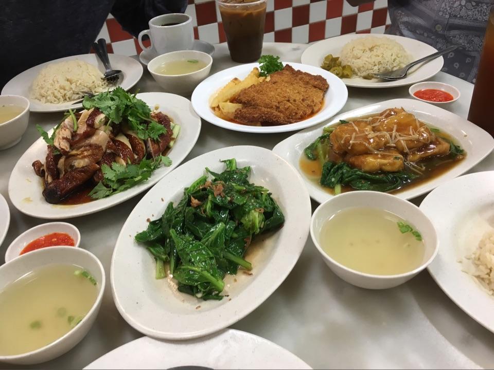 Amazing Hainanese Food