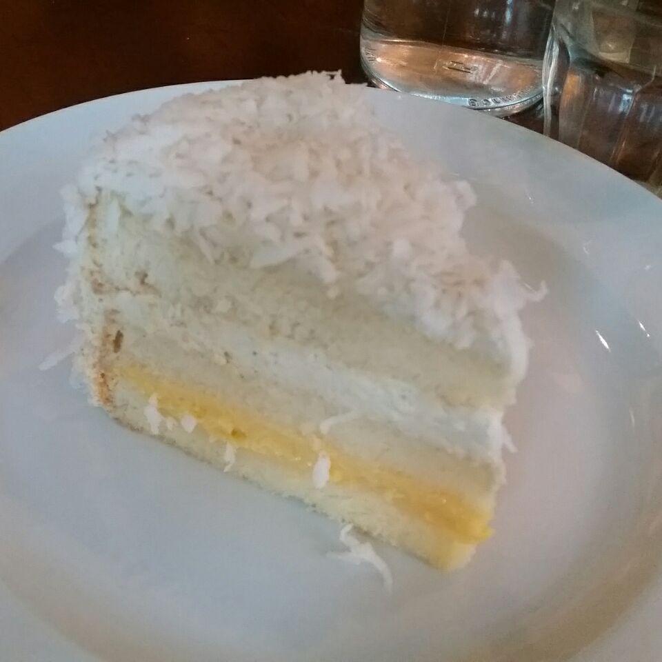 Coconut Cake ($10++)