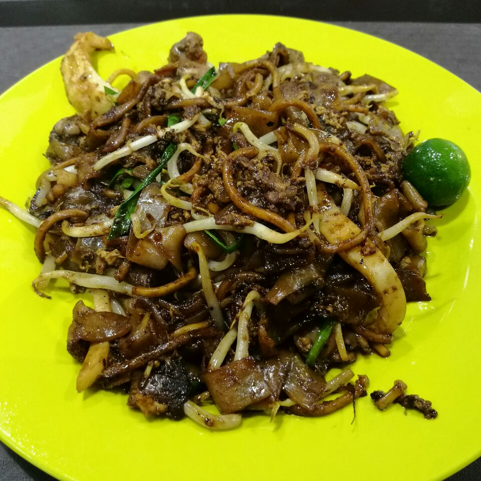 Traditional Fried Kway Teow