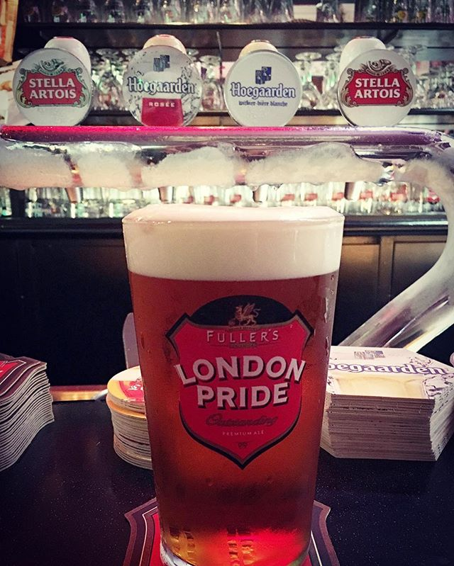 Been a long while since my last London Pride 🍺🍺❤️😘.