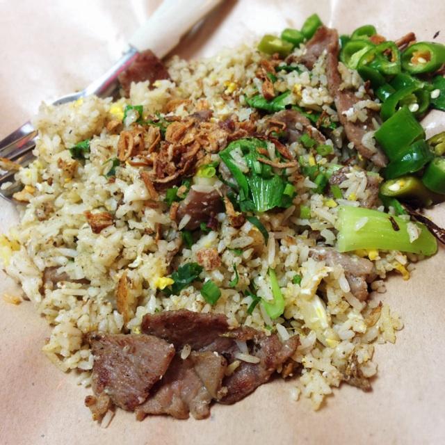 Nasi Goreng Daging ($5.50)