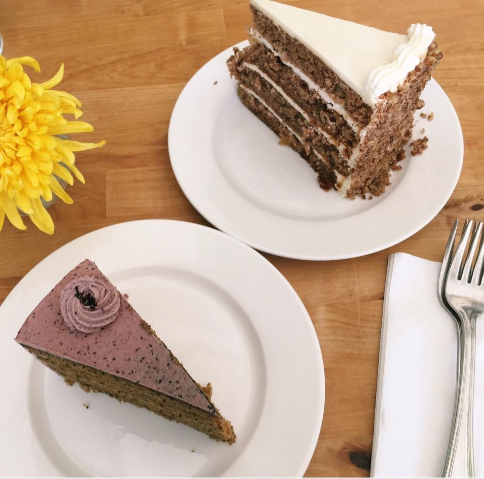 Earl Grey / Hummingbird Cake