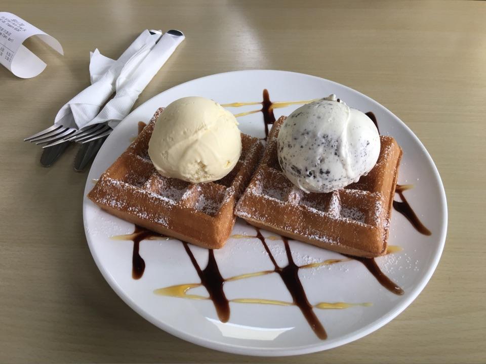 All Time Favorite Neighborhood Hunt For Ice Cream Waffles